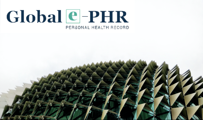 Global electronic record of personal health