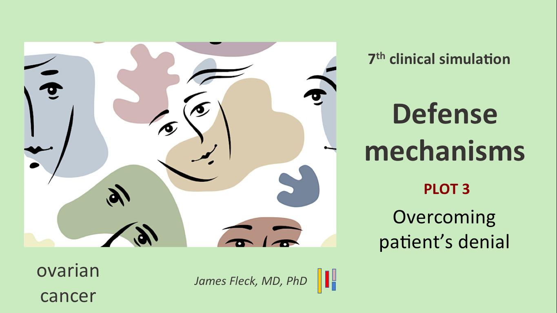 Overcoming patient's denial